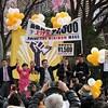 3・20エキスタ新宿街宣と3・21関西市民連合ヨドバシカメラ前街宣