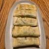 【揚げない春巻き】【枝豆のペペロンチーノ】【サルサメヒカーナon the 豆腐】