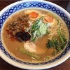 金沢市新保本「一世風靡」で濃厚な担々麺