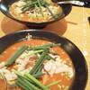【閉店】西川口「実乃和」の赤いかれー麺