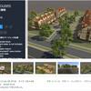 """【無料化アセット】海外の美しい住宅地""""タウンハウスストリートブロック""""のローポリ3Dモデル「townhouses」/  ゲーム開発に役立つ39種類のスクリプトライブラリ「Game Booster」/ 複数のオーディオクリップでオリジナルBGMをジェネレート「Unitomata」"""