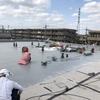 25年の長期保証が付帯する屋上防水工事の現場を見学してきました!