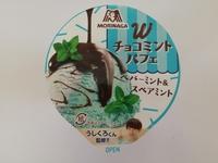 ファミマ限定「森永製菓」Wチョコミントパフェが上級者向け。チョコミント苦手な人が挑んでみた。