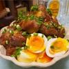 【レシピ】甘辛味でご飯が進む!厚揚げのコロコロ肉巻き!
