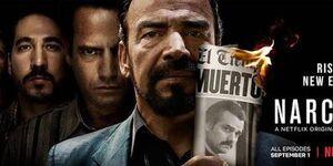 Netflix【ナルコス】シーズン3の感想:超ハラハラドキドキ!コロンビアの麻薬組織カリ・カルテル