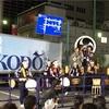 鼓童の生演奏を聞いて-新潟まつり2018初日の特別演奏会@古町・西堀