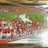 今日のカープグッズ:「カープ3連覇記念グッズ その19 「EPOCH ONEのセリーグ優勝決定試合のカード」