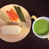 お野菜からの離乳食  [282日目  さつまいものお食事チーズケーキ]