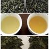 台北【林華泰茶行】金萱茶 1番安いのと高いのを比べてみた