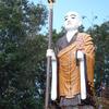 新居の大弘法(愛知県尾張旭市・退養寺の裏山)