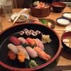 本格寿司ディナーで定期会食 @ Toraya, Arlington