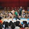 相撲交流会 その10