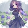 """紫陽花の少女とウ""""ェッくん"""