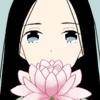 【フリーイラスト素材】蓮の花/女の子