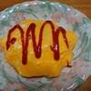 オムライス→シチュー