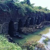 #アンコールワット個人ツアー(280)#シェムリアップ郊外のスピアン ターオン橋