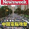 Newsweek (ニューズウィーク日本版) 2019年09月03日号 台湾、香港、次はどこか 中国電脳攻撃/地政学で読み解く日韓対立