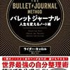 Bullet Journal Method発売!