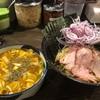 クックら限定つけ麺『豚骨カレーつけ麺(チーズ入り)』って最高じゃね‼️おい飯から幸せをいただいた夜‼️