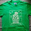 私の古着から90年代と思われる「Hanes」ボディのTシャツをご紹介。薬局のプリントものです