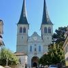 ルツェルン観光とアイスクリーム:2018ドイツ旅・スイス編5