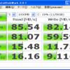 CrystalDiskMarkっぽい計測を行うコマンドfio-cdmとCrystalDiskMarkの結果を比較した