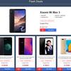 GeekBuying 8月18日~20日の週末セール「Weekly Smartphone Deals」が開催中!注目は「Xiaomi Mi Max 3」が42,112円!