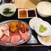 【岡山市北区】大衆焼肉まいどで、コスパ高の焼肉定食!ご飯おかわり無料&ソフトドリンク付!
