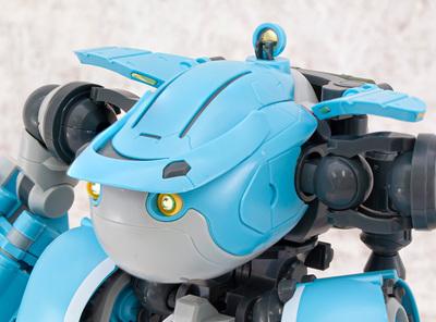 【サクガン】父と娘で駆る愛機!「HG 1/72 ビッグトニー(ガガンバー・メメンプー機)」ご紹介!