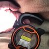 ダイソーのキャンプで使えそうな2WAYライト。