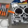 EJ207 精密エンジンオーバーホール 腰下組み付け