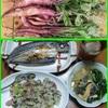 17/06/13の昼食(日野菜)