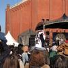 赤レンガ倉庫イベント広場「みんなあつまれ 2018」で鎮座DOPENESS×環ROY×U-zhaan、PUSHIM、FIRE BALLを見た。