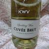 【安くて美味しいワイン】KWVキュヴェ・ブリュット 南アフリカ産のコスパのいい辛口泡