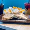 ダカフェ恵比寿で朝食を