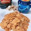 [レシピ]万能!手作りガーリックチップス塩味付き、大量消費作りおきOK