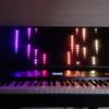マイコンで電子ピアノのMIDI信号を読み取る