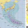 【台風情報】非常に強い台風21号は01日09時には905hPaと歴代最強クラスまで発達する予想!勢力・コース共に伊勢湾台風に良く似ていて同等以上の勢力で上陸か!?気になる気象庁・米軍・ヨーロッパの進路予想は?