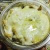 湯葉と鶏肉のマカロニグラタン