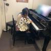 ピアノ教室(3歳7ヶ月)