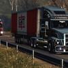 【ETS2】Volvo VNL670 v1.5.1 by Aradethを入れてみた
