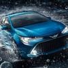 ● トヨタ 新型「カローラハッチバック」NYで初披露 日本では初夏発売