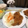 鶏むね肉のフライ&から揚げ