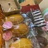 母の日限定金マドセット!カンボジアのシルクアクセサリー!