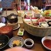 蟹ランチと広島風お好み焼き❤