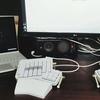 Surface Bookがモニターアーム+ノートPCスタンドで快適に使えるようになった