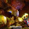 おすすめ旅行・島旅で神秘的な世界へ〜西表島で人気の鍾乳洞探検ツアー