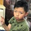 鈴鹿市ヘアーサロン、バーバーそらまめの小学生ヘアスタイル