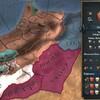 モロッコの従属国が増えて、かなり強化された感じだ。