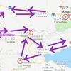 キルギス旅① 概要情報